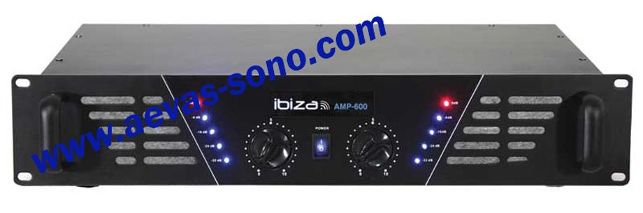 ampli sono ibiza amp 300 usb-bt