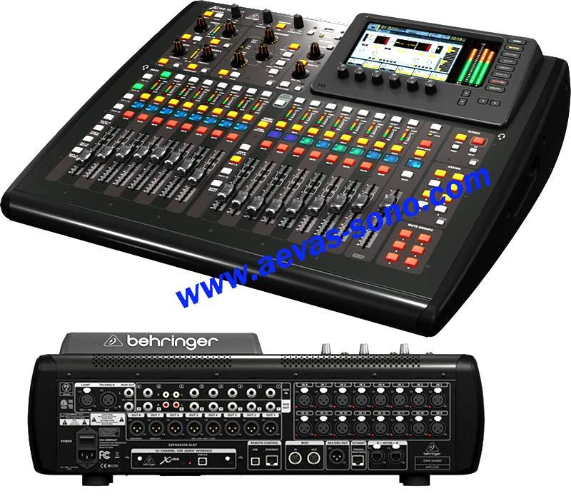 Sonorisation - Console numerique behringer ...