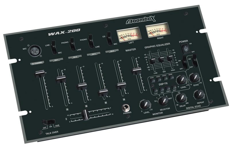 table de mixage wax 100 usb kool sound